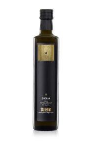 Olio extravergine d'oliva di Sardegna DOP