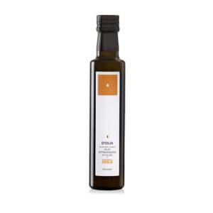 Olio extravergine d'oliva Aromatizzato all'Arancia