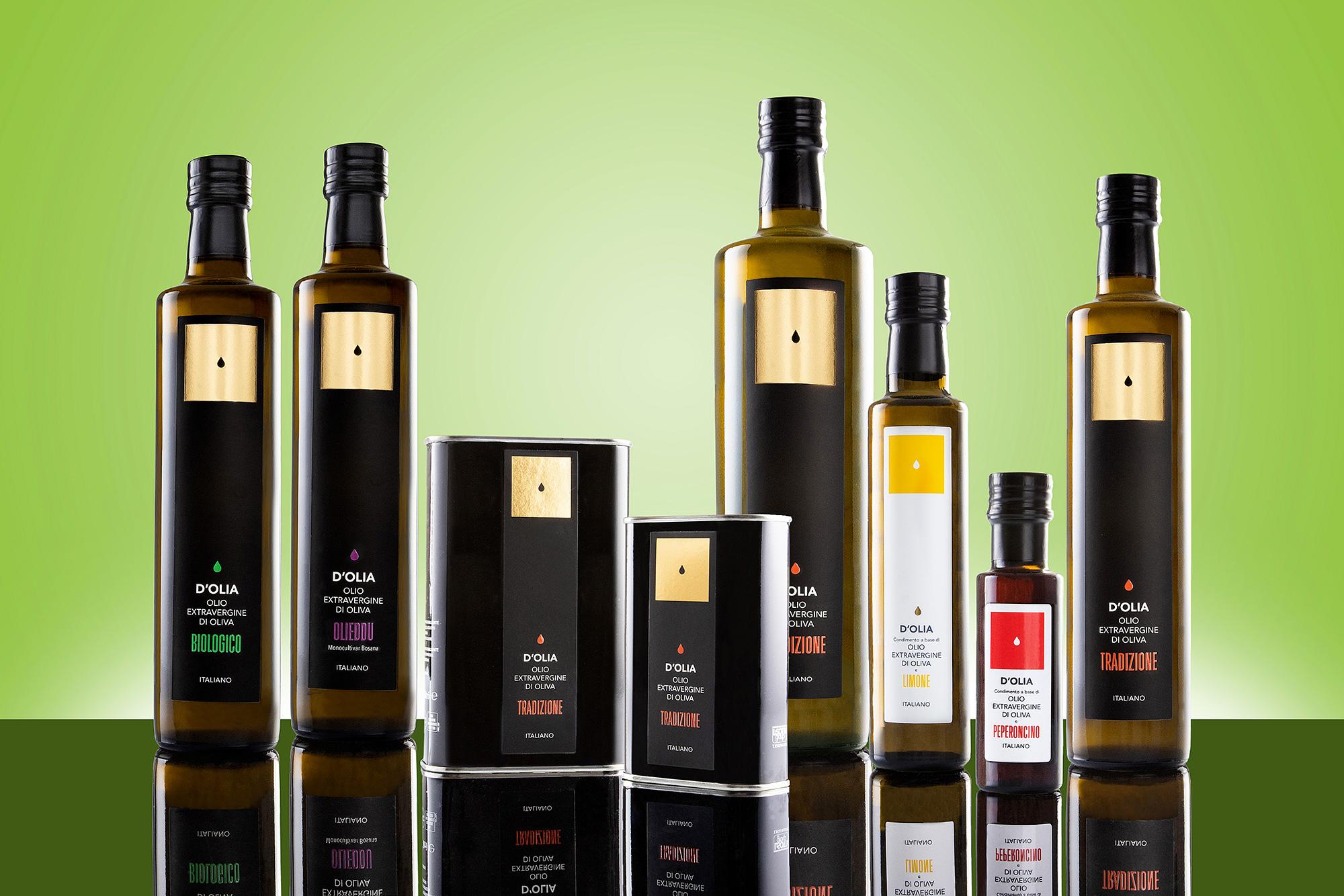 Olio extravergine d'oliva di Sardegna
